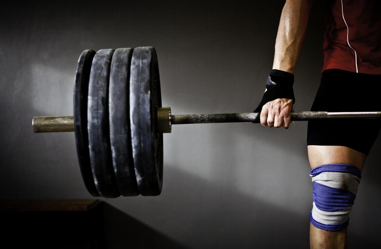Styrketräning ger dig en stark kropp